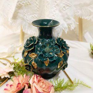 Bình hoa decor gốm sứ BH011