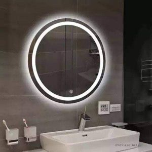 Gương tròn