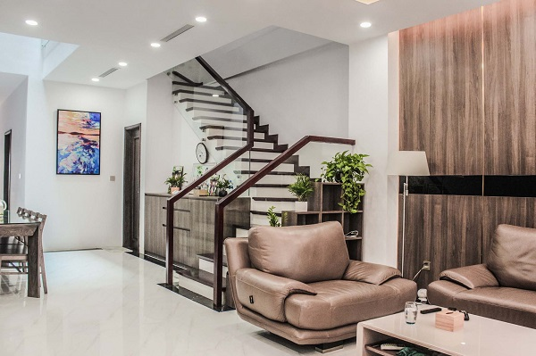mẫu trang trí phòng khách đẹp