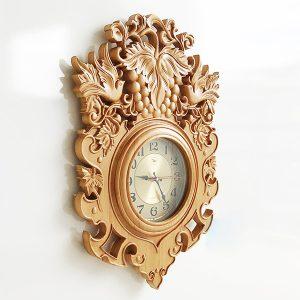 Đồng hồ gỗ cao cấp DH015