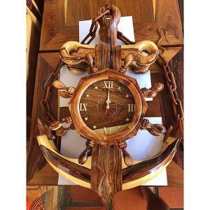 Đồng gồ gỗ treo tường giá rẻ DH020